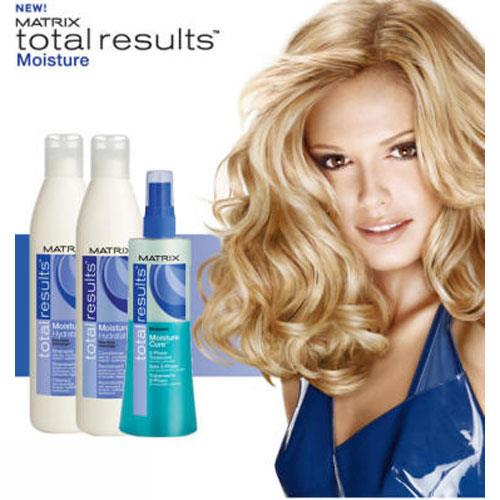 Matrix Total results Moisture shampoo 1000ml