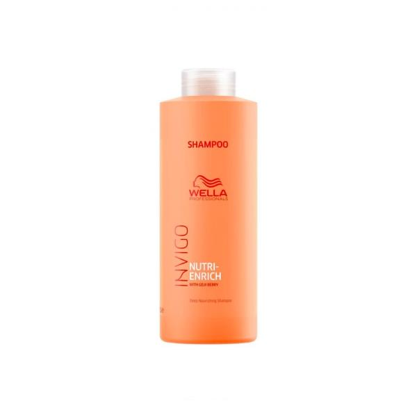 Wella Nutri Enrich Deep Nourishing Shampoo 1000ml
