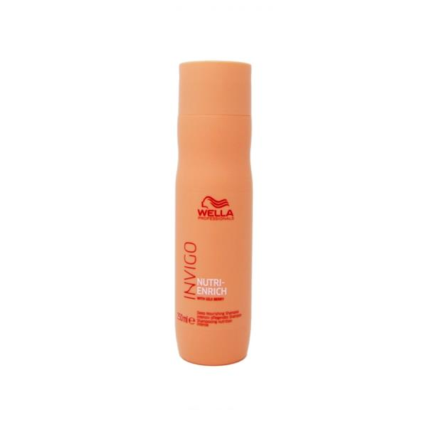 Wella Nutri Enrich Deep Nourishing  Shampoo 250ml
