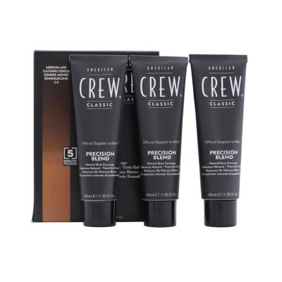 American Crew Precision Blend Medium Ash 40ml x 3