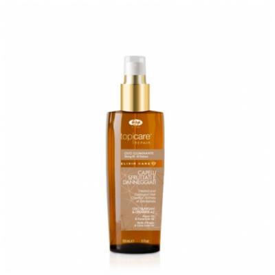 Elixir Care Olio Illuminante 50ml - 150ml per capelli sfruttati danneggiati