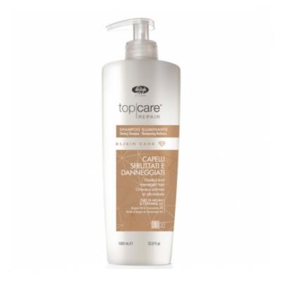 Elixir Care Shampoo Illuminante 500ml - 1000ml per lavaggi frequenti
