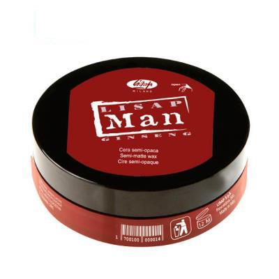 Lisap Man Cera Semi-opaca Modellante 100ml