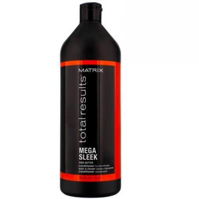 Total Results Mega Sleek Conditioner 1 ltro