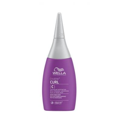 Wella Creatine+ Curl C 250ml permanente per capelli colorati