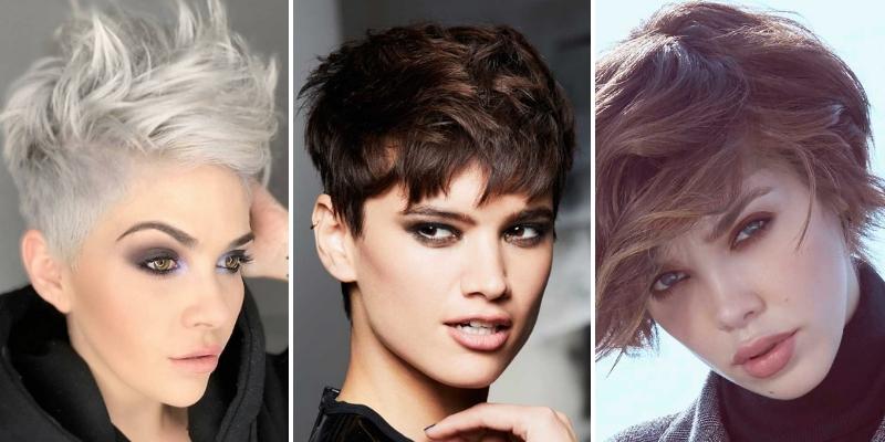 Tagli di capelli corti Autunno Inverno 2019 47d3f27bf25a